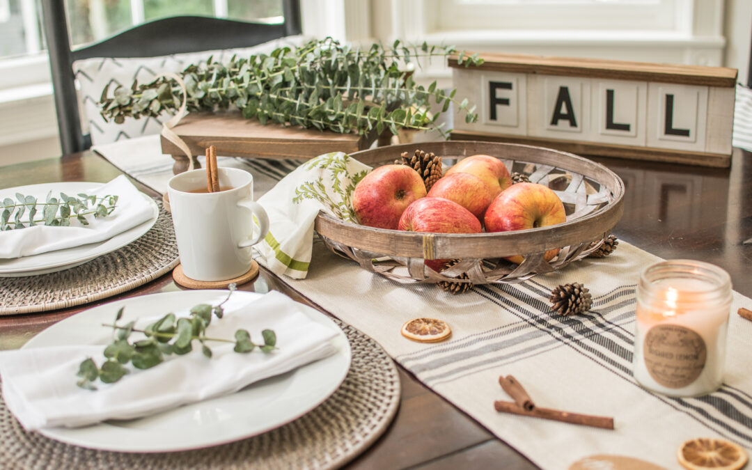 12 Tips For Stunning Tablescapes