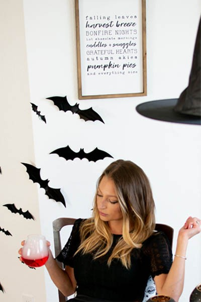 the best fall decor styling tips halloween